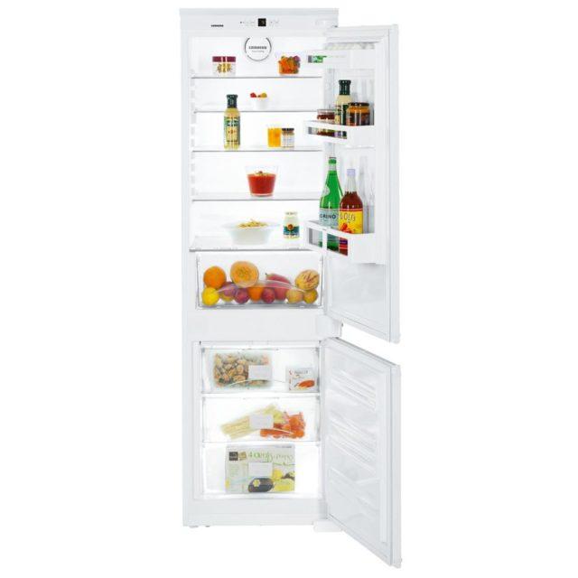 Встраиваемые холодильники Liebherr: плюсы и минусы