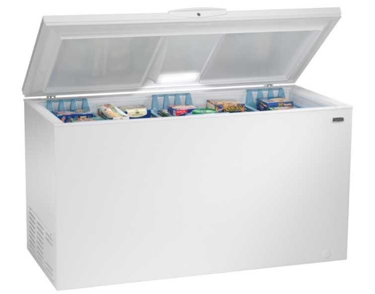Морозильный ларь или морозильный шкаф — что выбрать