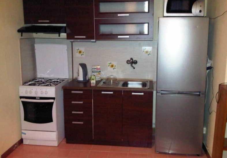 Установка микроволновой печи на холодильник