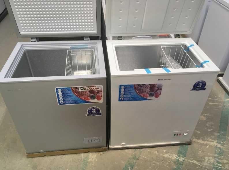 Критерии по выбору морозильного ларя для дома