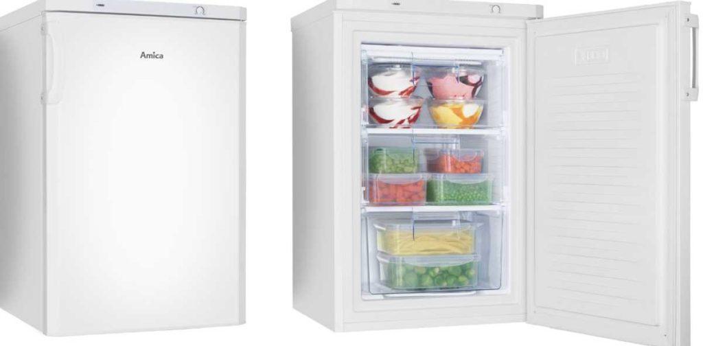 Разновидности морозильных камер для дома