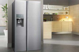 Условия установки холодильника