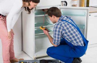 Проблемы с шумом холодильника