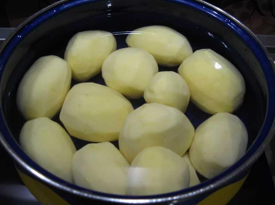 Хранение картофеля в холодильнике
