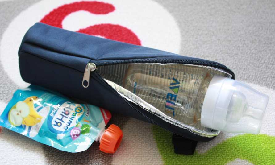 Подбор термосумки для детских бутылочек и питания